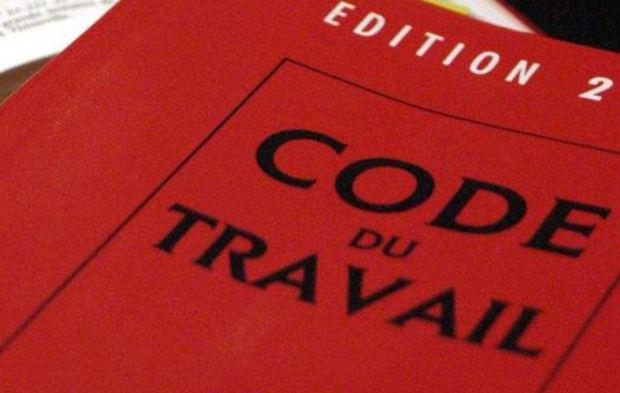 code du travail pour un licenciement