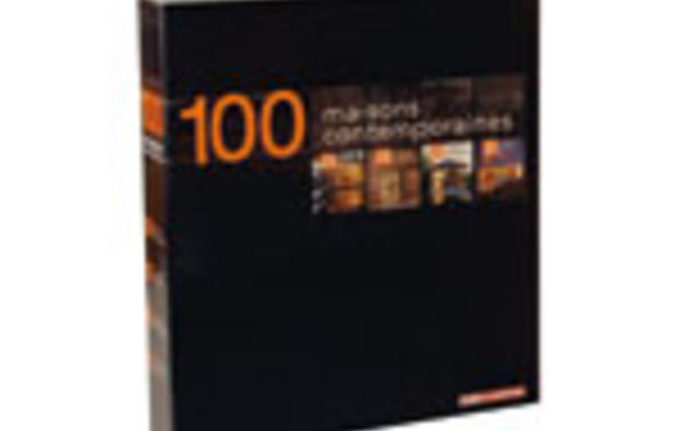 Idée Cadeau Le Coffret 100 Maisons Contemporaines