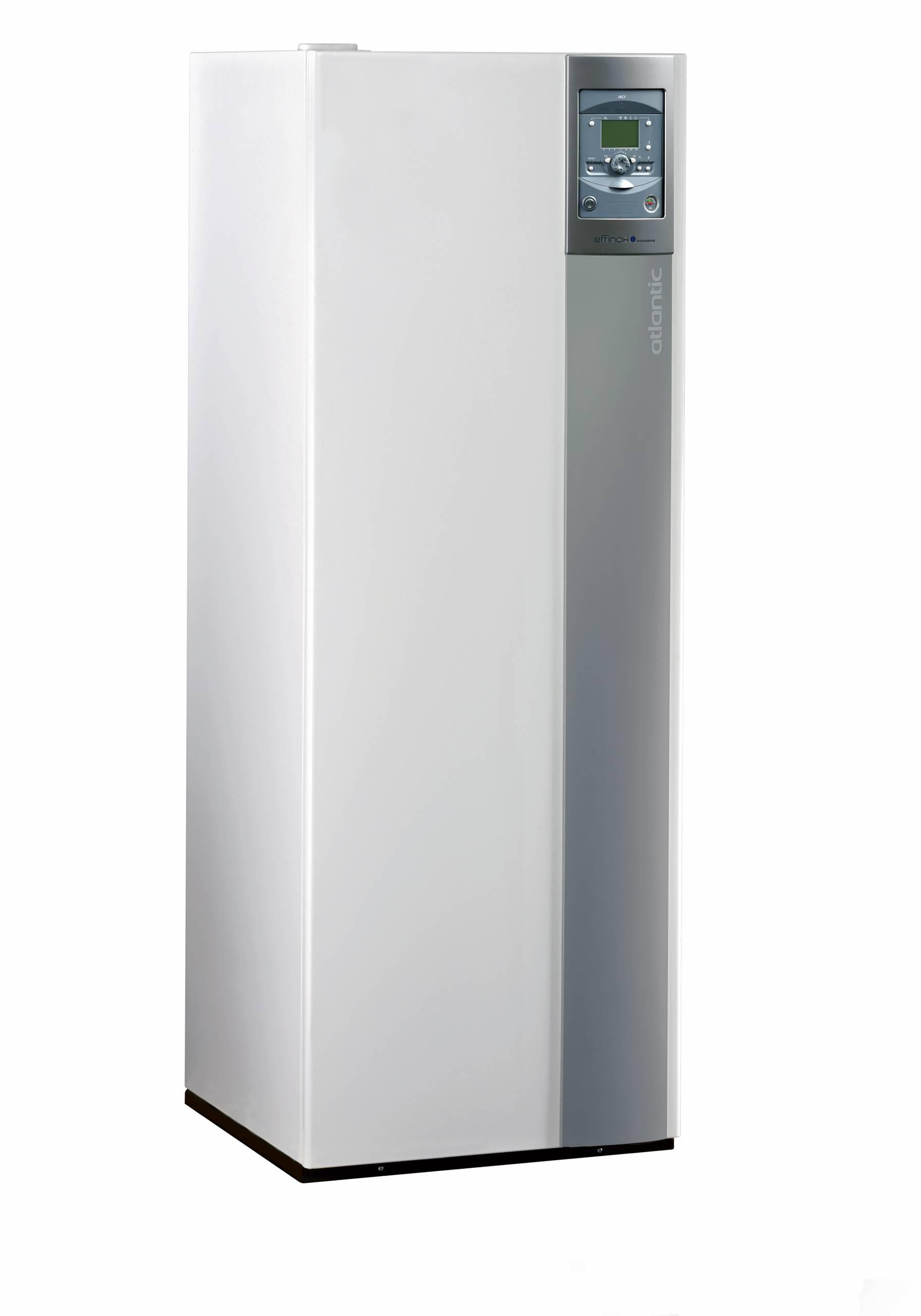 9 chaudières gaz condensation sol