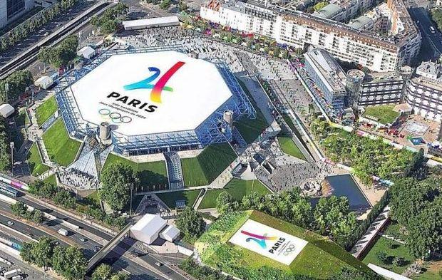 Jo 2024 l 39 arena 2 sera finalement construite porte de la chapelle - Stade porte de la chapelle ...
