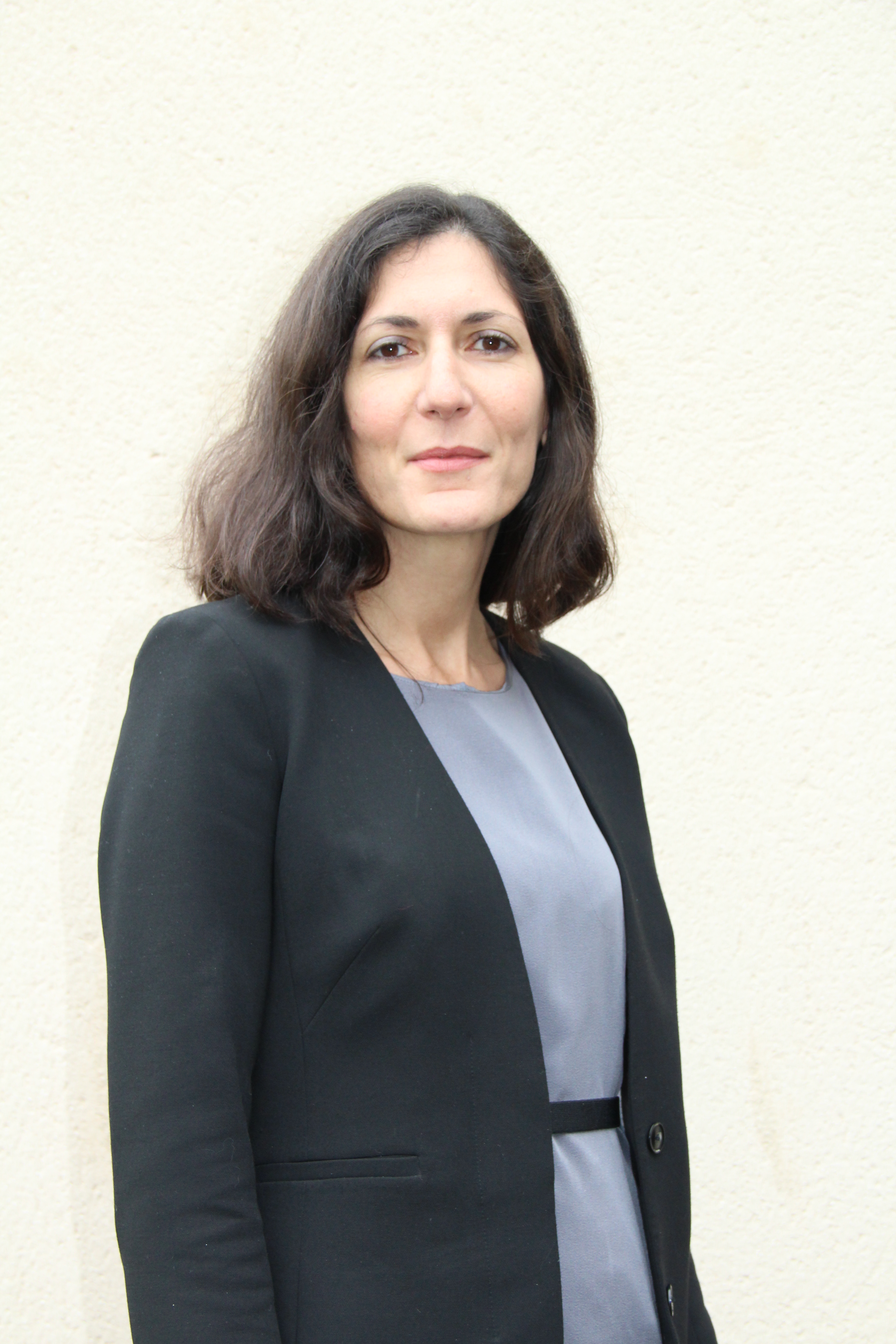 Meriem Dussart, directrice marketing France chez Weber