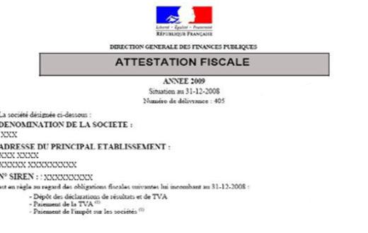 3666 TÉLÉCHARGER GRATUITEMENT FISCALE ATTESTATION