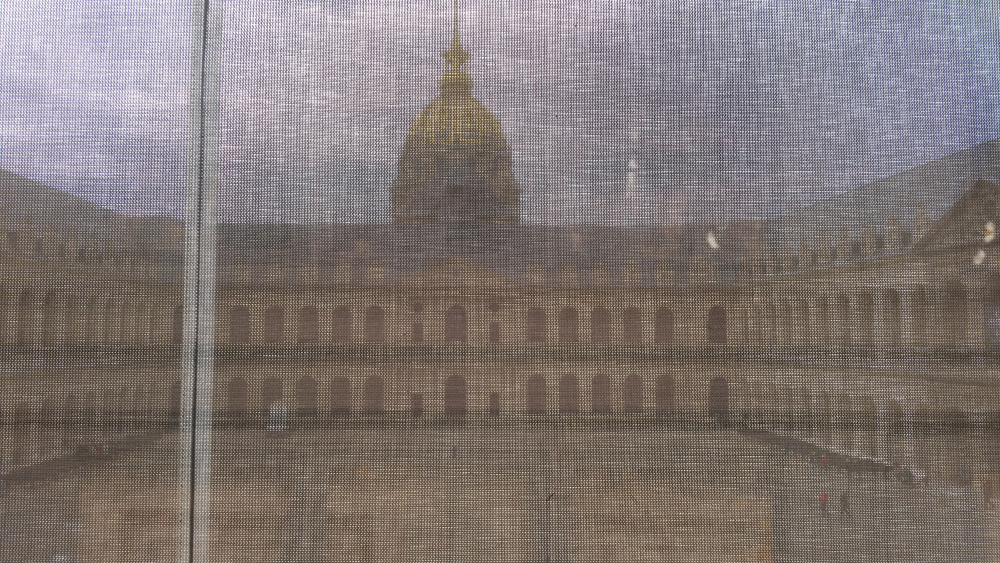 Restauration des Invalides