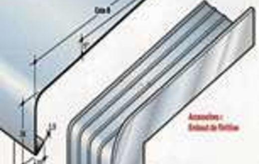 Appui De Fenêtre Aluminium Laqué Pour Ite