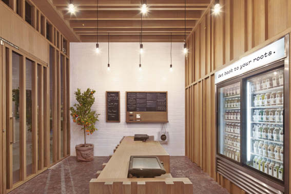 Standard l.a. Pressed juicery/Beverly hills