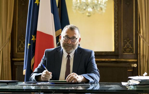 « Aux territoires montagneux de se réenchanter », Joël Giraud, secrétaire d'Etat chargé de la ruralité