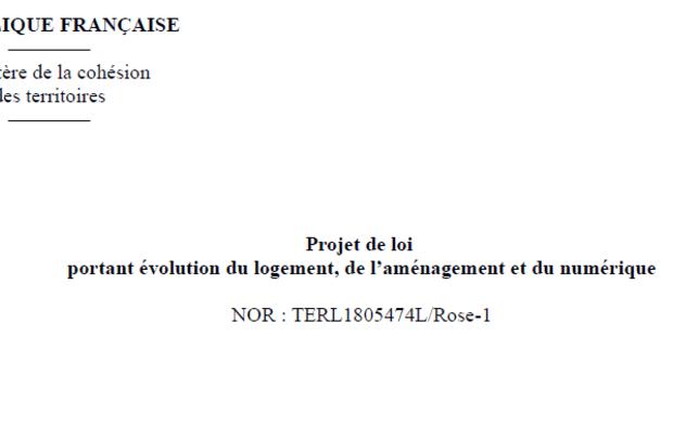 Projet De Loi Elan Ce Qu Il Faut En Retenir Avant Sa Presentation