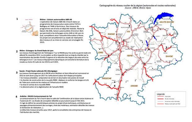Les Travaux Publics En Rhône Alpes