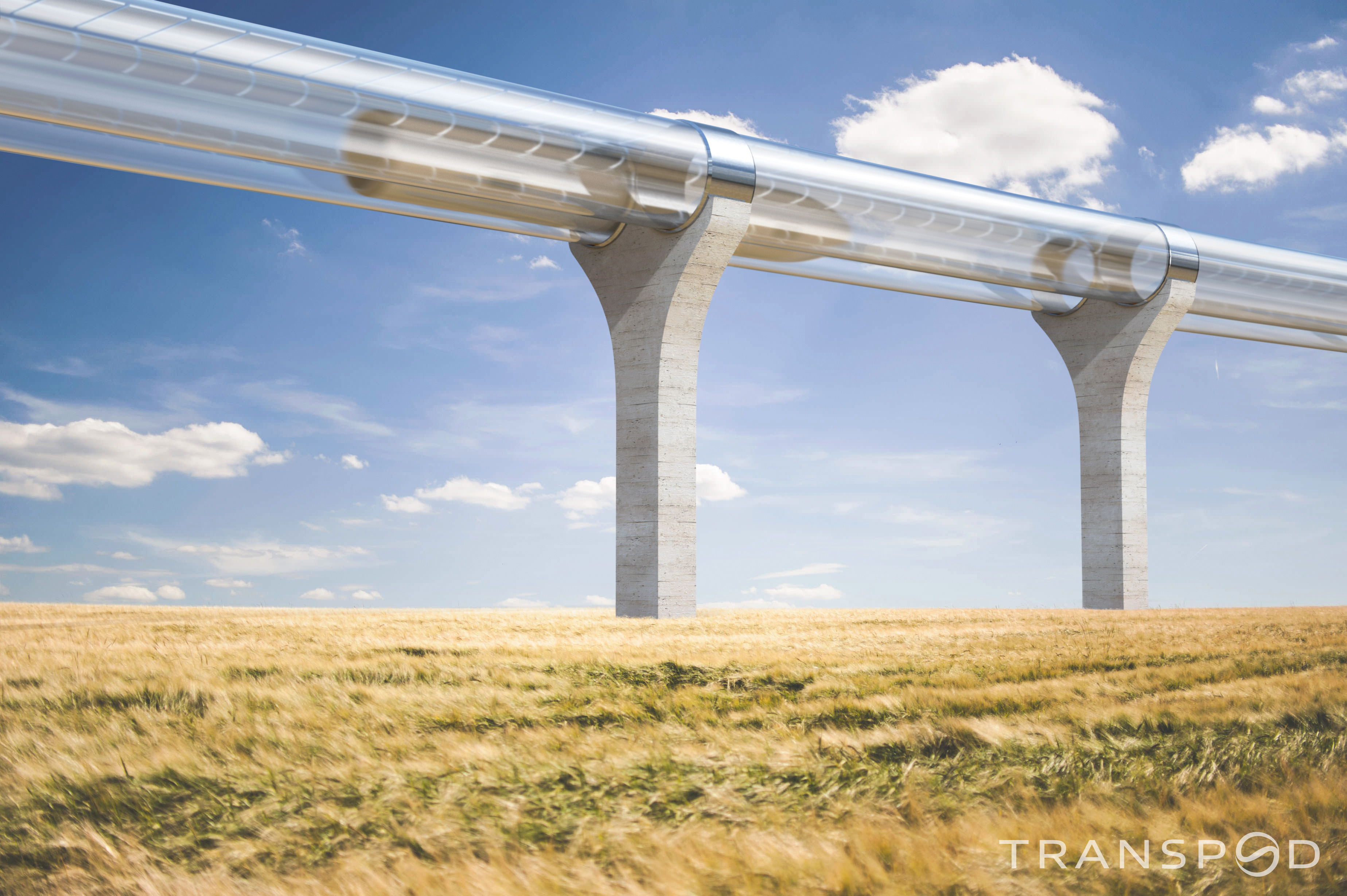 Transpod hyperloop lance sa filiale française