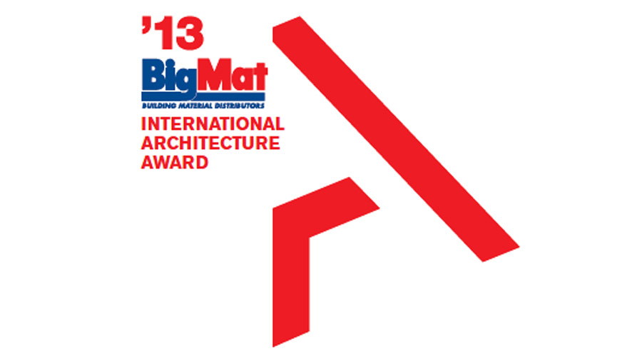 BigMat International  lance son prix d'architecture