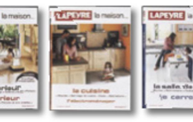 Catalogue Tout Lapeyre En Trois Editions