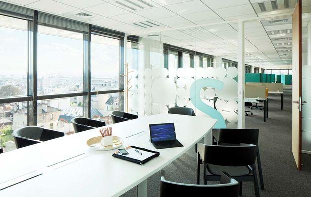 Immobilier d entreprise nexity lance une offre de bureaux partagés