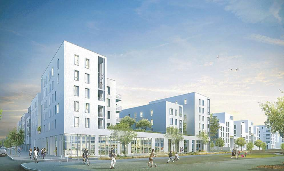 Logements - Rue Royale Architectes
