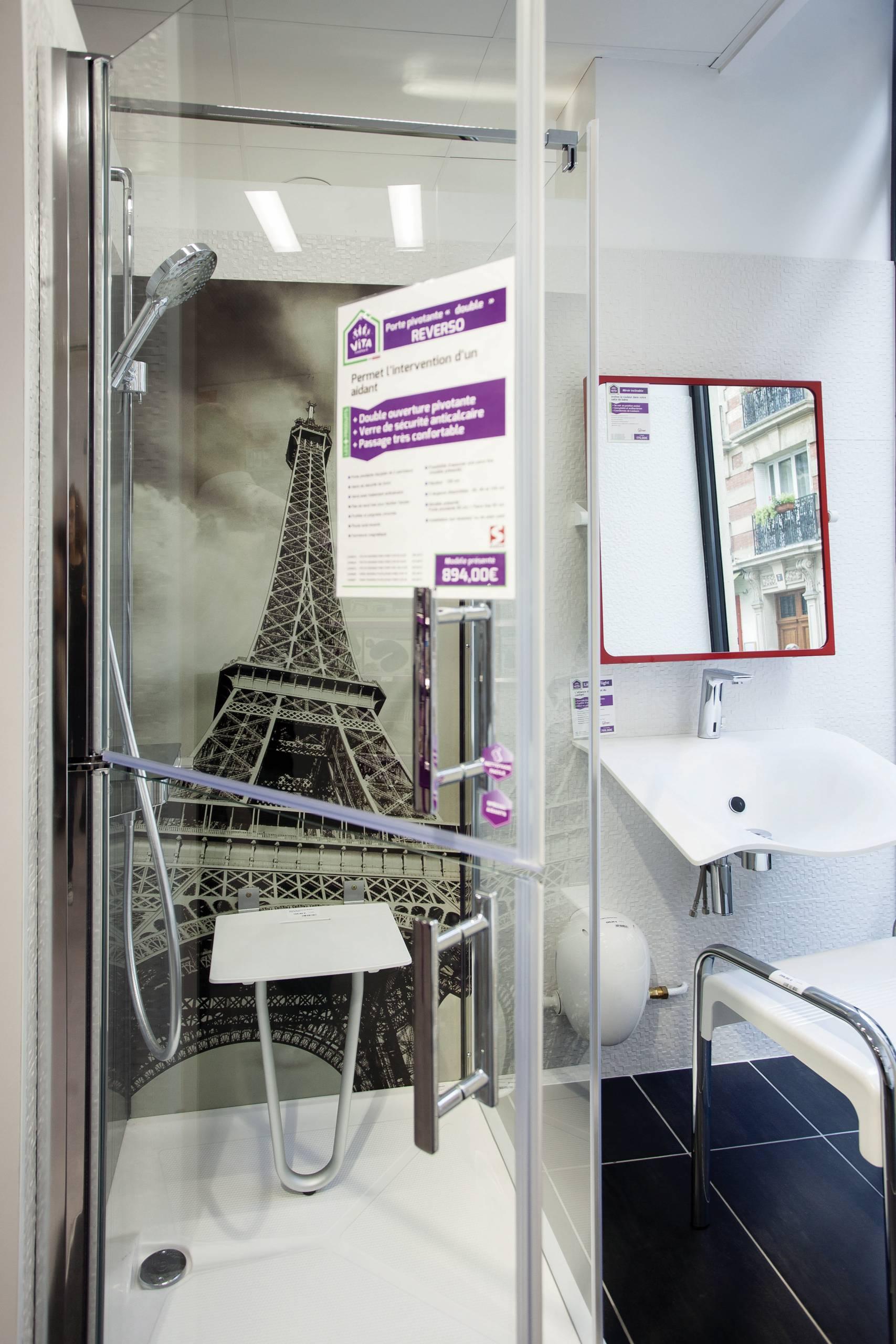 Vita Confort 25 Rue Lecourbe avec vita confort, lapeyre parie sur l'accessibilité