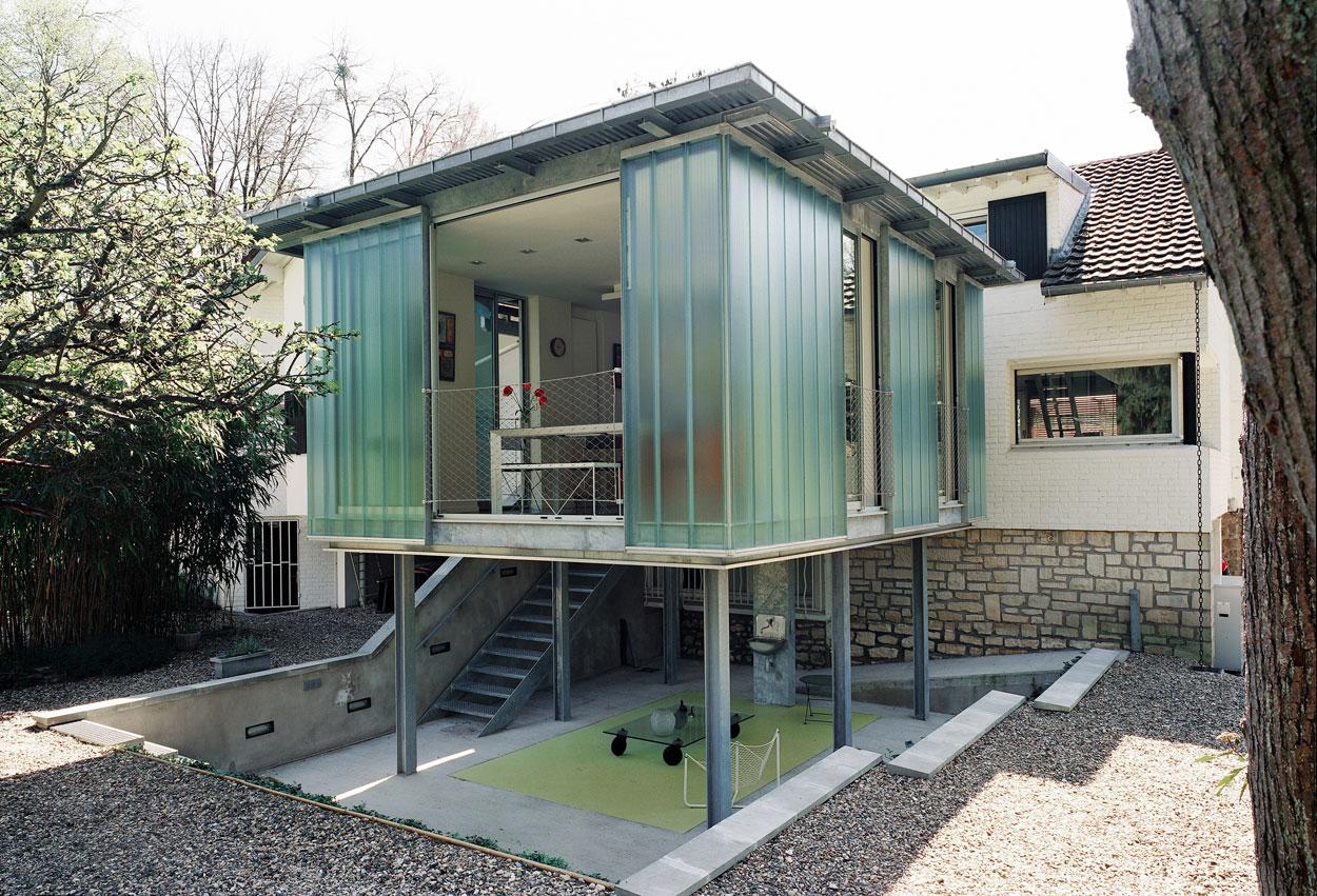 extension maison reglementation thermique avie home. Black Bedroom Furniture Sets. Home Design Ideas
