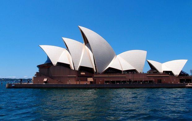 Opéra de sydney architecture