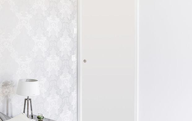 mondial du b timent eclisse pr sente sa porte coulissante acoustique. Black Bedroom Furniture Sets. Home Design Ideas