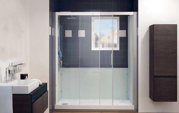 comment remplacer une baignoire par une douche. Black Bedroom Furniture Sets. Home Design Ideas