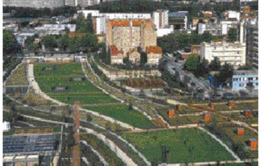 ArrÊt sur image un nouveau parc à maisons alfort